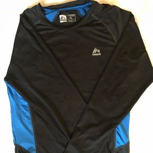 Long sleeve RBX compression shirt